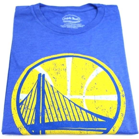 Other - Golden State Warriors Large Logo Crewneck T-Shirt